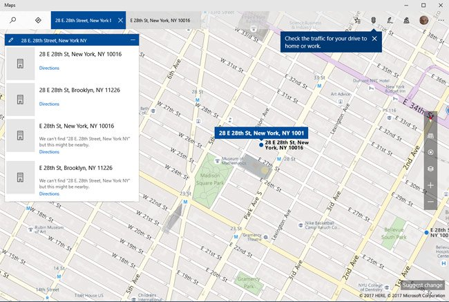 Bing Maps/Windows Maps