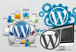 Thiết kế web trên nền wordpress rất dễ sử dụng