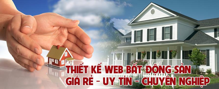 công ty thiết kế web bất động sản uy tín, chuyên nghiệp tại Tp.Hồ Chí Minh