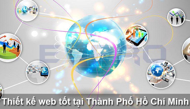 Công ty thiết kế web tốt tại TP.Hồ Chí Minh