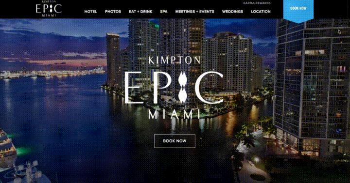 7 mẫu web khách sạn giúp người xem mường tượng ngay dịch vụ hoàn hảo
