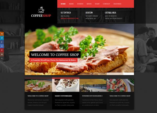 Website nhà hàng nên note ngay 3 giao diện này để hiệu quả nhất