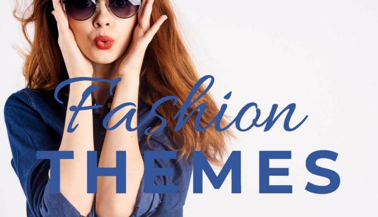 3 mẫu theme đẳng cấp cho mặt hàng thời trang sang chảnh của bạn