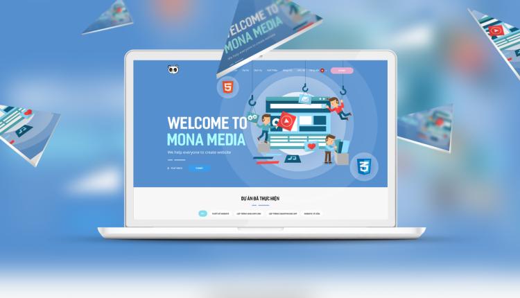 Những cách thiết kế web bán hàng miễn phí độc đáo