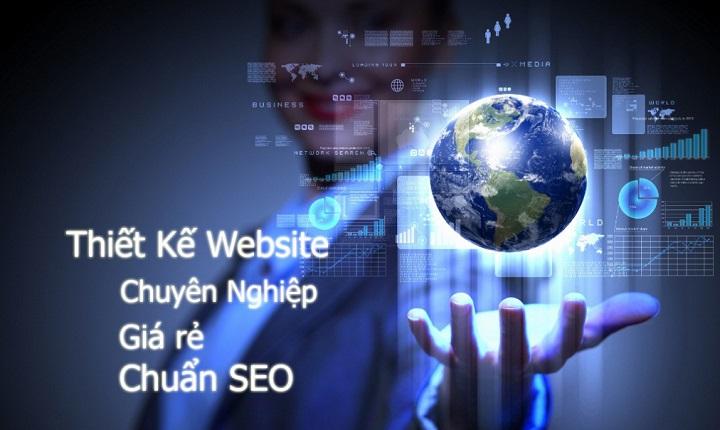 Thiết kế website giá rẻ chuẩn seo