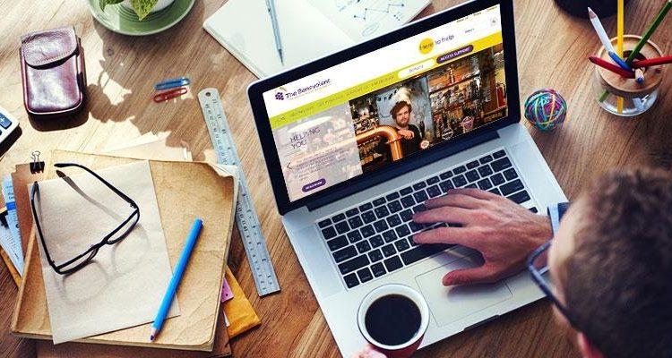Thiết kế web bán hàng khác như thế nào so với web thông thường?