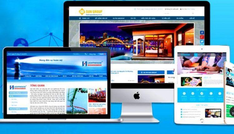 Bí kíp thiết kế website giá rẻ để build được thương hiệu chất