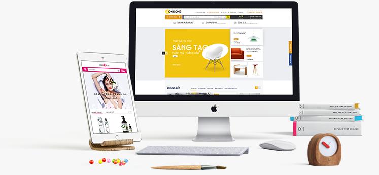 Thiết kế web bán hàng cùng các công cụ hỗ trợ bạn cần biết
